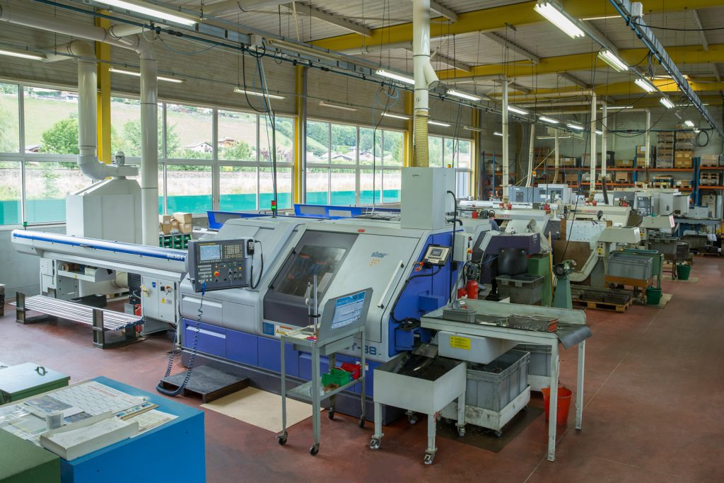 part machining for all industrial sectors