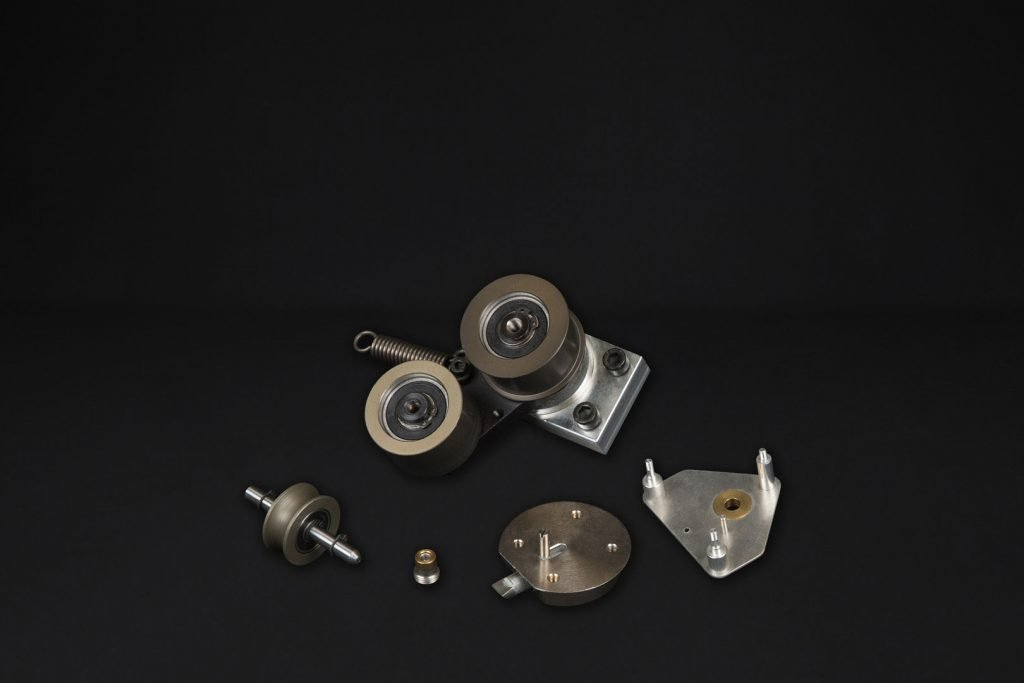 turnied part assembly